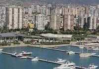 Современный мегаполис в Турции — город Мерсин