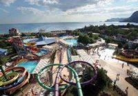 «Судак» один из лучших аквапарков Крыма