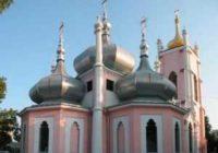 Храм святого Иоанна Златоуста — важный памятник православия в Ялте