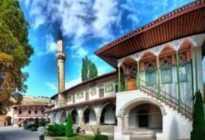 Ханский дворец в Бахчисарае — восточная жемчужина Крыма