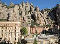 Святыня Испании — гора Монтсеррат