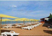 Рейтинг пляжей города-курорта Феодосия ТОП-5