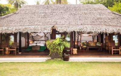 Koyao Island Resort - отель зеленый курорт