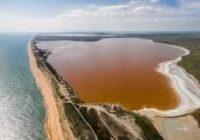 Кояшское озеро — розовая жемчужина Керченского полуострова