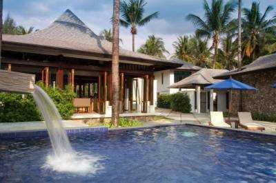 Khaolak Blue Lagoon Resort в Као-Лаке курортный комплекс