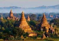 Мьянма (Бирма) — достопримечательности и фото страны
