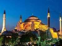 Софийский собор в Стамбуле: многолетнее прошлое и красота исполнения