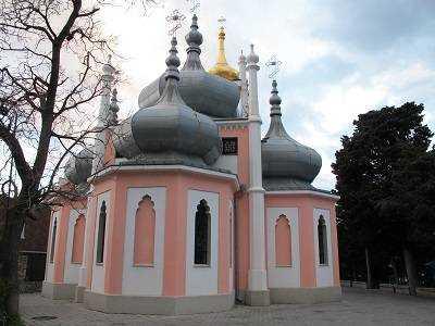 Храм святого Иоанна Златоуста важный памятник православия в Ялте