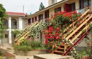 Отель «Онель» в Саках — идеальное место для отдыха с детьми
