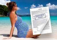 Страховка для беременных — как получить защиту при выезде за границу
