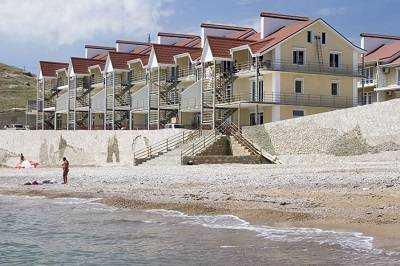 Гостиницы Орджоникидзе доступный отдых в Крыму