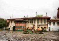 Ханский дворец в Бахчисарае восточная жемчужина Крыма