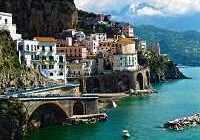 Неповторимое Амальфитанское побережье Италии