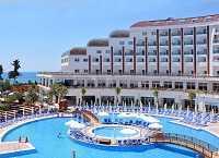 Комфортабельные отели Сиде 5 звезд — первая линия, все включено, собственный пляж