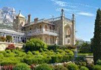 Воронцовский дворец самый красивый дворцовый ансамбль Крыма!