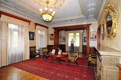 Массандровский дворец мини-Версаль Крыма