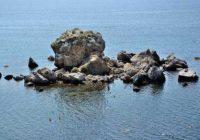 Крабий остров загадочное место в окрестностях Судака