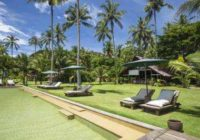 Koyao Island Resort — отель зеленый курорт