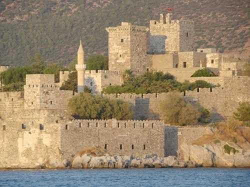 Достопримечательности Бодрума: Миндосские ворота, Кара-Ада и другие