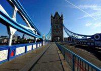 Тауэрский мост – достопримечательность Лондона