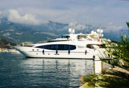 Мечты о яхте