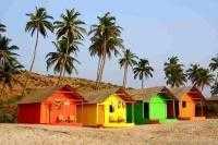 Погода по месяцам на Гоа — ласковое солнце или муссонные ветра?