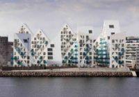 Жилой комплекс «Айсберг» в Дании