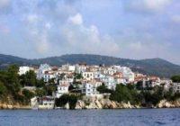 Прекрасная островная Греция (Тасос и Скиафос)