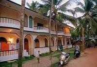 Популярный курорт и живописный пляж Калангут в Гоа