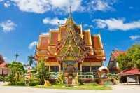 Достопримечательности острова Самуи: роскошная архитектура и завораживающая природа