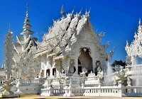 Буддистские ценности: красота и величие Белого храма в Тайланде