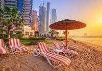 Какое море в Дубае — как называется?