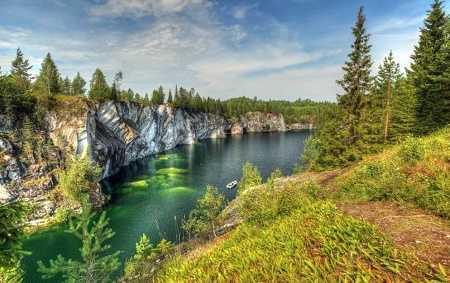 Где можно провести летний отпуск в России