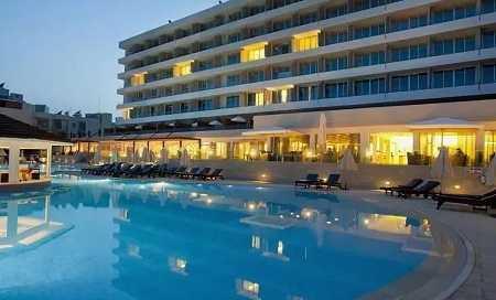 Кипр. Отель в Лимассоле 5 звезд - Royal Apollonia Beach