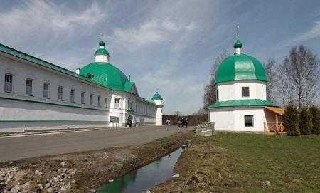 Свято-Троицкий Александра Свирского мужской монастырь - скоро 510 лет