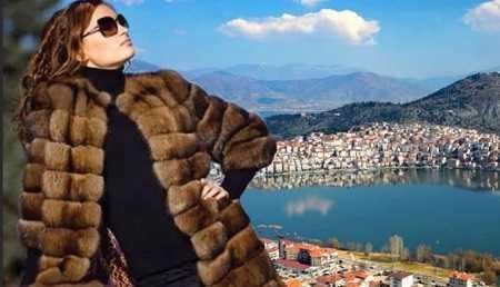 Греция путешествие за натуральной шубой