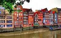 Достопримечательности немецкого Гамбурга