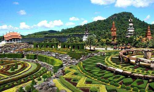 Нонг Нуч – тропический рай