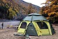 Собираемся в поход: как выбрать туристическую палатку?