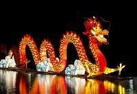 Как празднуют европейский и национальный Новый год в Китае?