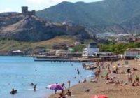 Судак красивый курорт на юго-востоке Крыма