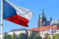 Подробная карта сказочной Чехии с городами на русском языке