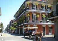 Достопримечательности Нового Орлеана: Бурбон-стрит, Французский рынок, Презервейшн Холл и другие