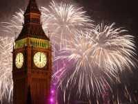 Как празднуют Новый год в Англии?