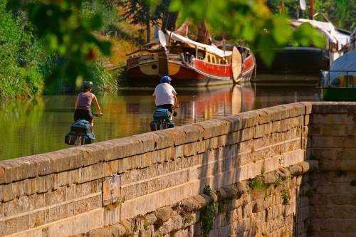 Путешествие по Лангедокскому каналу