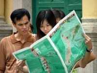 Где находится Китай с городами и провинциями?