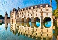 Фото, описание и краткая история замков Франции