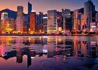 Погода в марте в мегаполисе Гонконг
