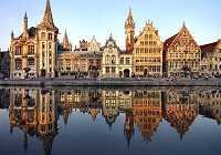 Маленькая Бельгия на большой карте мира