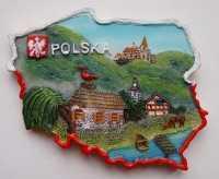 Что привезти из Польши в подарок или сувенир близким и знакомым?